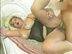 German BBW Fat Granny